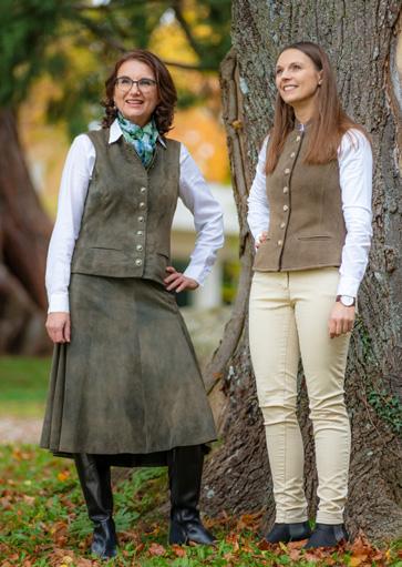 Röcke und Westl für Damen