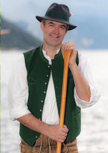 Säcklermeister Andreas Paschinger