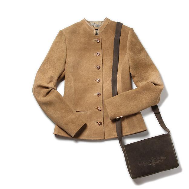 Tailiertes Damen-Jackerl