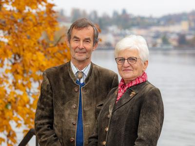Reinhold und Eleonore Paschinger